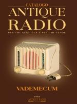 Catalogo Antique Radio VADEMECUM