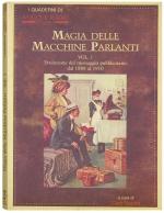 Magia delle Macchine Parlanti - dal 1888 al 1910