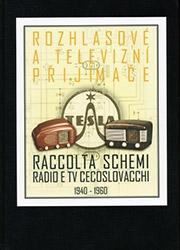 RACCOLTA SCHEMI CECOSLOVACCHI - RADIO TV (1940-1960)